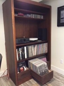 Large Cabinet - for Stereo\Vinyl \ TV