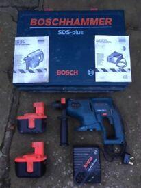 Bosch Hammer Drill 24V Cordless (2 of)