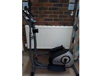 Cross trainer/exercise bike /gym equipment