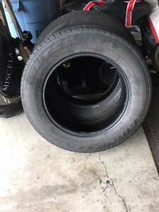 Used Tires in Good Condition