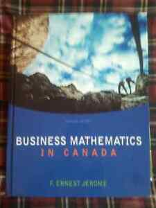 SELLING Business Mathematics in Canada 7th Edition