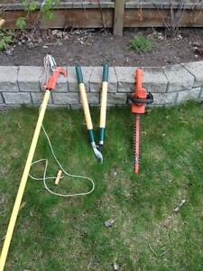 Various Gardening/Outdoor Tools