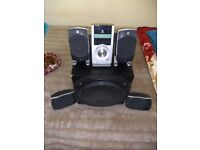 Logitech z5500 Fully Working + Stands Free !!!