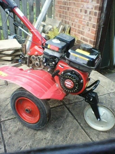 TITAN PRO 500 ROTAVATOR FOR SALE 6.5HP 2 FORWARD GEARS