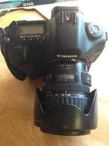 Canon 5D Full Frame Body & 2 Lenses ---- REDUCED TO SELL!!