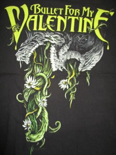 2009 BULLET FOR MY VALENTINE US Summer Concert Tour (MED) T-Shirt