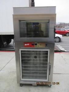 Nu-Vu S/S Convection Bread Oven/Proofer - WOW CONDITION