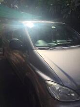 2007 Mercedes-Benz Vito Van 115CDI Sat Nav, Rear Seats / Camera Tallai Gold Coast City Preview