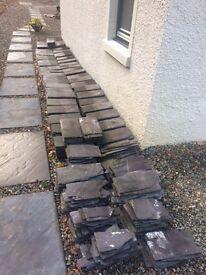 Welsh Slates reclaimed