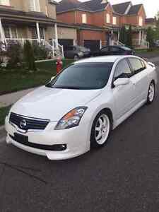 Modified 2009 Nissan Altima