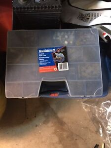 Mastercraft 2 sided parts tote