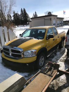 2008 Dodge Ram 1500 Sport TRX4 OFF ROAD 4x4