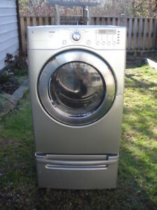 LG dryer- free delivery