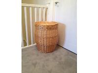 Laundry Basket - Wicker