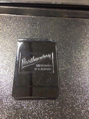 "Vintage Northwestern Gumball Vending Machine ""Swinging Door"" Part w/Logo"