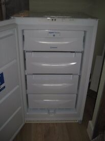 Indesit Integrated Freezer, 102 litres, 16 months old, cost £379!