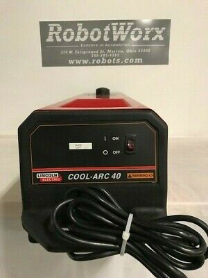Lincoln Cool Arc 40 Welding Chillercooler