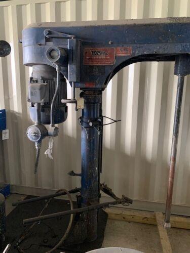 Disperser, Mixer - Cowles 25 HP