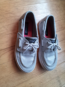 Girls Sperry Shoes Size 12