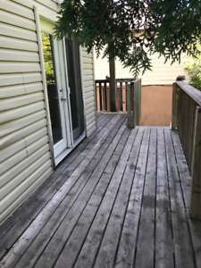 Bright 2bdrm close to University/ downtown
