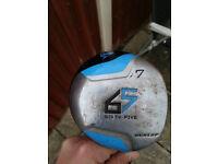 65-7 Dunlop golf club