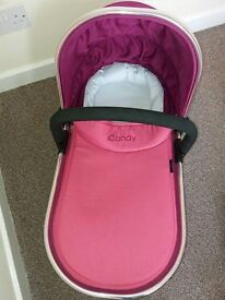 Icandy peach 3 main carrycot