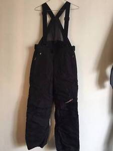 Ladies Ski Pants - Small, black with suspenders Paddington Eastern Suburbs Preview
