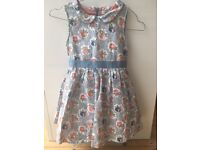 mini boden vintage party dress age 5-6 (barely used)