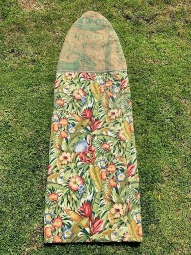 "Sagebrush unique ""Islander"" surfboard bag made in California"