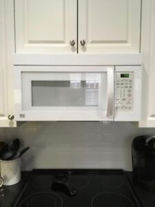 Over Oven Microwave