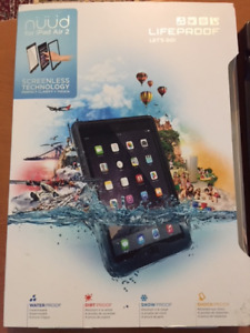 LIFEPROOF NUUD CASE FOR IPAD Air 2  - Brand New $40 obo