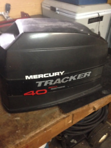 cowling for mercury /tracker  outboard motor 40 to 50 hp