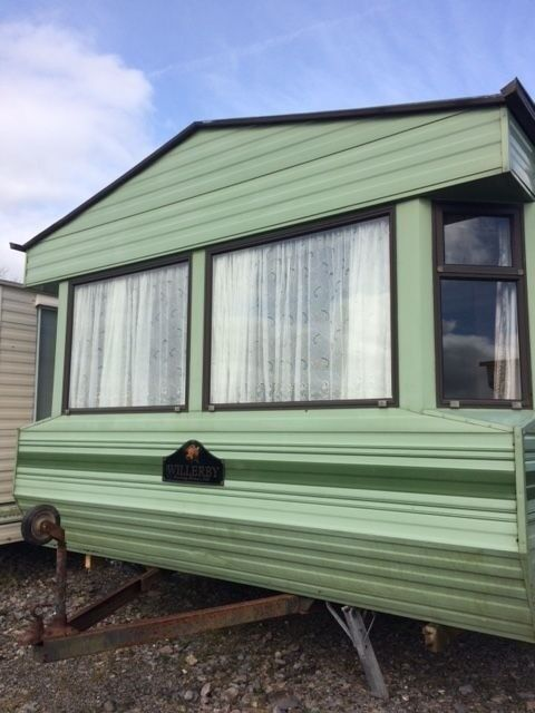Static Caravan for sale- Willerby Westmorland - OFF SITE SALE! Only £3500!!