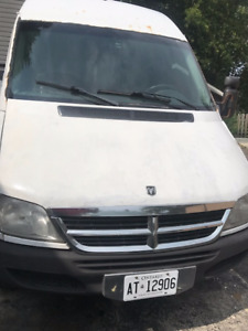 2004 Dodge Sprinter *PARTS IF WANTED*