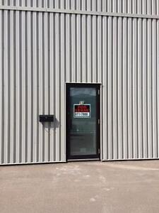 8 years old Warehouse or retail space (Built in 2009)for lease