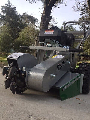 Stump Grinderjansen New 14hp Kohler Command Pro Commercial Equipment