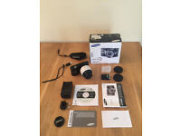 Samsung NX1000 - 20.3MP Digital Smart Camera - with Lens - FULL HD, 20-50mm Lens