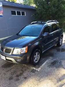 2009 Pontiac Torrent  Olympic Edition Auto,4 Door,AC
