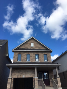 Year old Detached house in Caledonia for rent starting Nov,2018