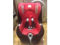 Britax Car Seat First Class Plus Olivia Group 0+, 1 Red