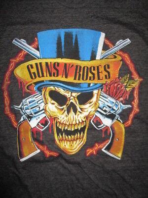GUNS N' ROSES (GNR) (SM) T-Shirt SLASH AXEL ROSE DUFF McKAGAN