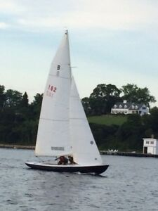 Bluenose racing sloop