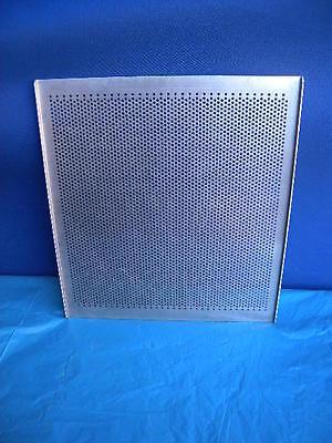 Aluminium Lochblech GN 2/3 cm 2Rand