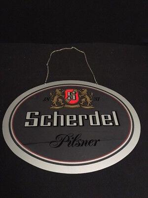 XXL-Zapfhahnschild Scherdel Pilsner