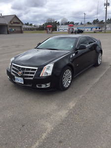 2011 Cadillac CTS Sport Coupe (2 door)