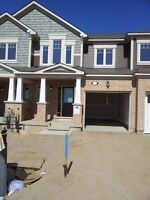 21 Postmaster Dr-Brand New Open-Concept Mattamy Townhome