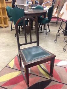 Children's Antique Rocking Chair