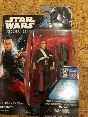 """Star Wars 3.75"""" Action Figures By Disney Hasbro Lot of 4"""