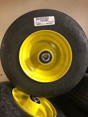 John Deere-tca19309 Tire And Rim Assembly Run Flat