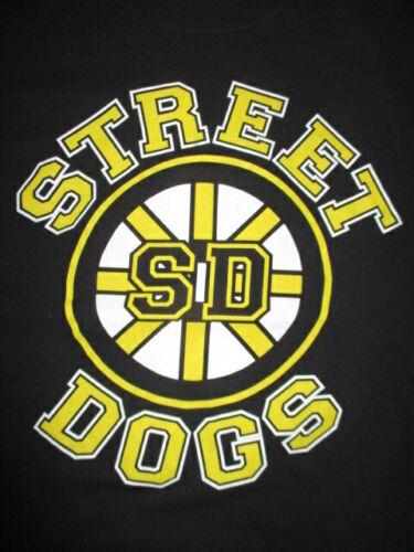 STREET DOGS Spirit of 77 Concert Tour (XL) Shirt DROPKICK MURPHYS Boston Bruins